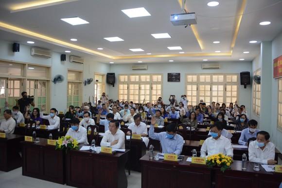Đà Nẵng: Phát huy vai trò của MTTQ trong công tác hiệp thương ảnh 3