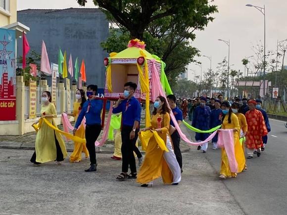 Cụm di tích lịch sử Nam Ô đón nhận bằng xếp hạng di tích cấp thành phố ảnh 2