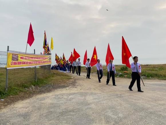 Cụm di tích lịch sử Nam Ô đón nhận bằng xếp hạng di tích cấp thành phố ảnh 3