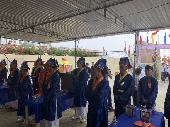 Cụm di tích lịch sử Nam Ô đón nhận bằng xếp hạng di tích cấp thành phố ảnh 4