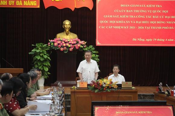 Đà Nẵng: Đảm bảo an toàn cho công tác bầu cử ảnh 3