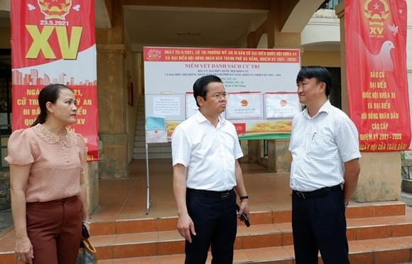 TP Đà Nẵng: Nhiều địa phương tích cực hưởng ứng ngày bầu cử ảnh 3