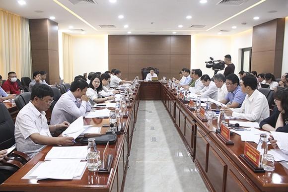 2 ứng cử viên do Trung ương giới thiệu sẽ ứng cử đại biểu Quốc hội tại Đà Nẵng ảnh 1