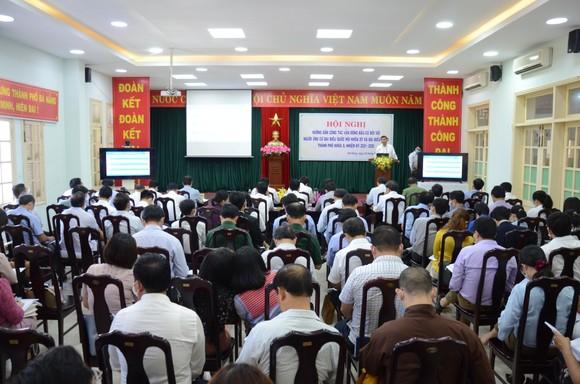 Đà Nẵng: Hướng dẫn vận động bầu cử cho người ứng cử ảnh 1