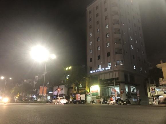 Khách sạn Phú An nơi bệnh nhân làm việc