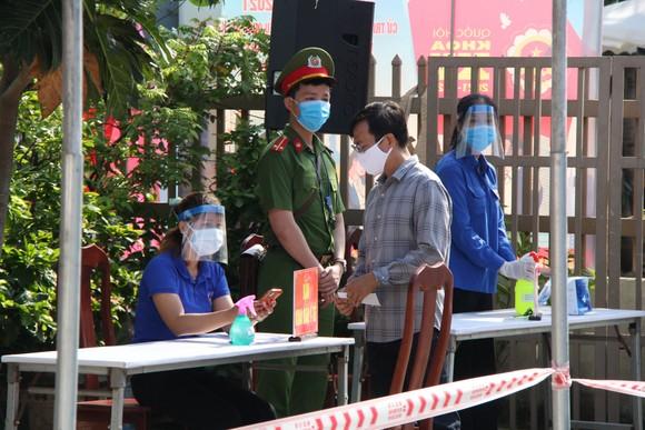 Đà Nẵng diễn tập 4 tình huống bầu cử khi dịch Covid-19 bùng phát ảnh 4
