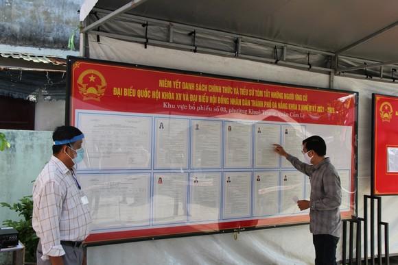 Đà Nẵng diễn tập 4 tình huống bầu cử khi dịch Covid-19 bùng phát ảnh 7