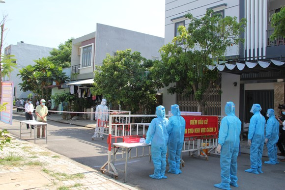 Đà Nẵng diễn tập 4 tình huống bầu cử khi dịch Covid-19 bùng phát ảnh 16
