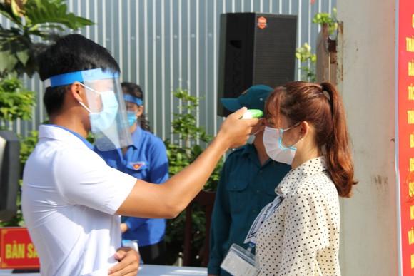Đà Nẵng diễn tập 4 tình huống bầu cử khi dịch Covid-19 bùng phát ảnh 6