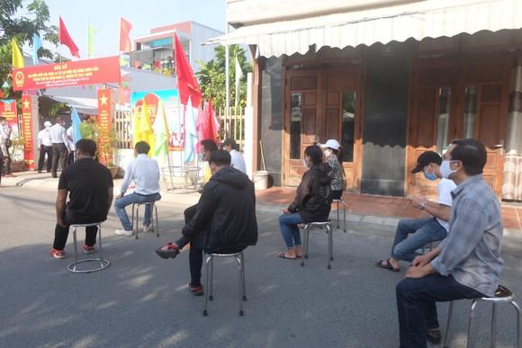 Đà Nẵng diễn tập 4 tình huống bầu cử khi dịch Covid-19 bùng phát ảnh 1