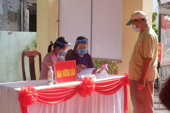 Đà Nẵng diễn tập 4 tình huống bầu cử khi dịch Covid-19 bùng phát ảnh 9
