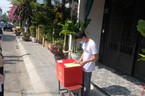 Đà Nẵng diễn tập 4 tình huống bầu cử khi dịch Covid-19 bùng phát ảnh 14