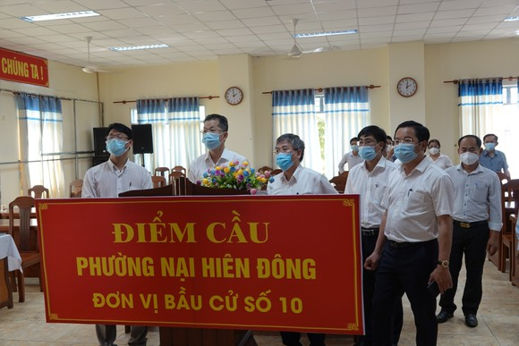 Đà Nẵng: Đảm bảo an toàn cho công tác bầu cử sắp đến ảnh 2