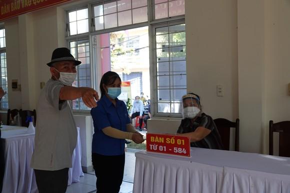Đà Nẵng: Đảm bảo công tác bầu cử diễn ra an toàn, hiệu quả ảnh 2