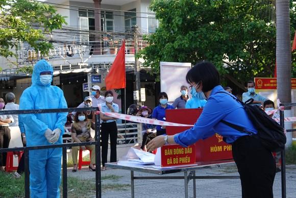 Đà Nẵng: Đảm bảo công tác bầu cử diễn ra an toàn, hiệu quả ảnh 10