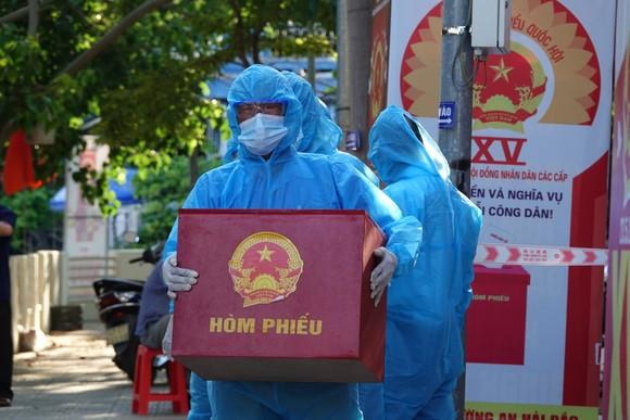 Đà Nẵng: Đảm bảo công tác bầu cử diễn ra an toàn, hiệu quả ảnh 6