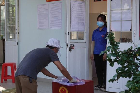 Đà Nẵng: Đảm bảo công tác bầu cử diễn ra an toàn, hiệu quả ảnh 5