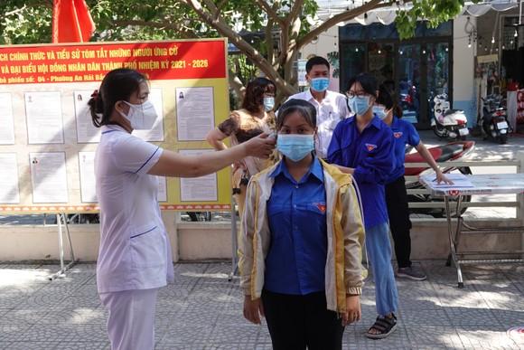 Đà Nẵng: Đảm bảo công tác bầu cử diễn ra an toàn, hiệu quả ảnh 1
