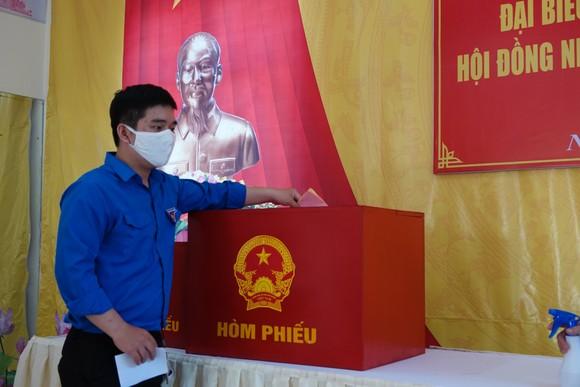 Đà Nẵng: Đảm bảo công tác bầu cử diễn ra an toàn, hiệu quả ảnh 3
