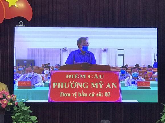 Ứng cử viên ở Đà Nẵng vận động bầu cử bằng hình thức trực tuyến ảnh 2