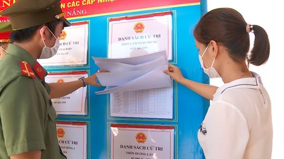 Đà Nẵng: Đảm bảo an ninh trật tự, an toàn cho ngày bầu cử ảnh 3