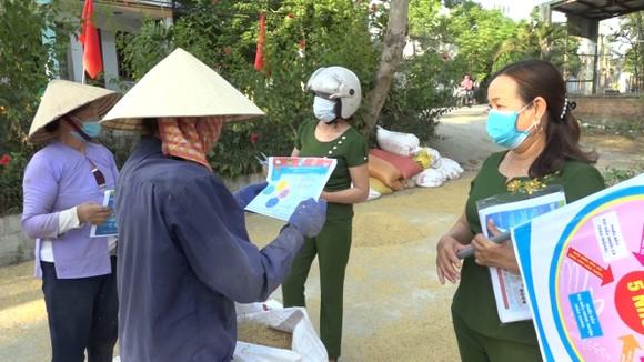 Đa dạng hình thức tuyên truyền bầu cử tại huyện Hòa Vang (TP Đà Nẵng) ảnh 2