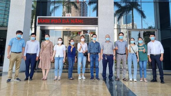 Đoàn y, bác sĩ Đà Nẵng chi viện cho Bắc Giang