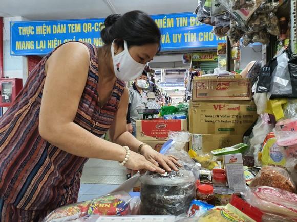 Quận Hải Châu: Kiểm soát nguồn gốc sản phẩm bằng tem QR Code ảnh 1