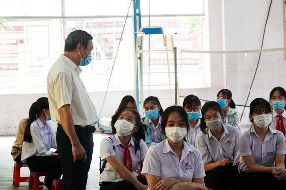 Đà Nẵng: Xét nghiệm SARS-CoV-2 cho hơn 14.000 thí sinh tham dự kỳ thi tuyển sinh lớp 10 ảnh 9