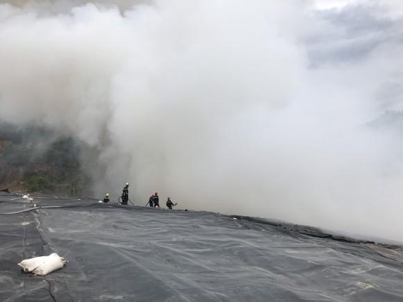 Cháy tại bãi rác lớn nhất TP Đà Nẵng ảnh 2
