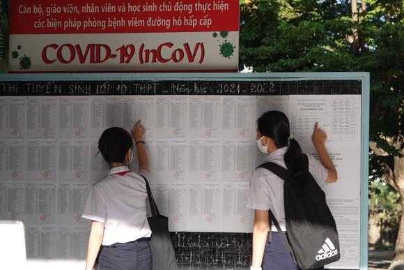 Học sinh Đà Nẵng bắt đầu môn thi đầu tiên kỳ thi tuyển sinh lớp 10 ảnh 4