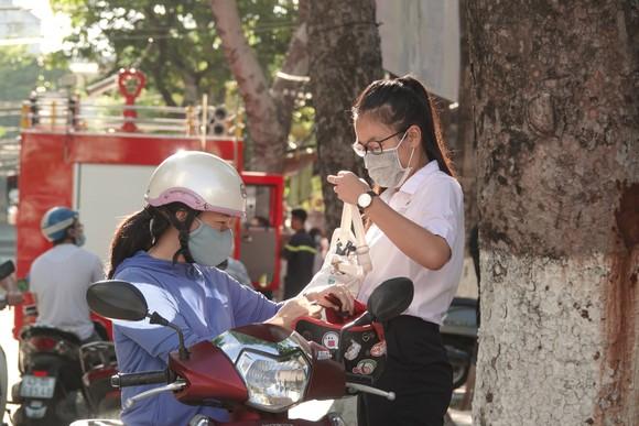 Học sinh Đà Nẵng bắt đầu môn thi đầu tiên kỳ thi tuyển sinh lớp 10 ảnh 5