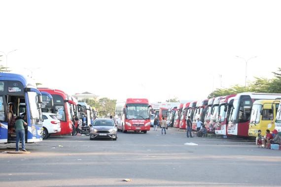 Các phương tiện vận tải chỉ được chở tối đa không quá 50% chỗ ngồi