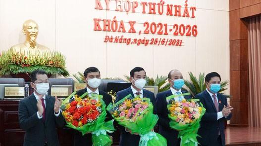 Chủ tịch HĐND và Chủ tịch UBND TP Đà Nẵng tái đắc cử ảnh 4