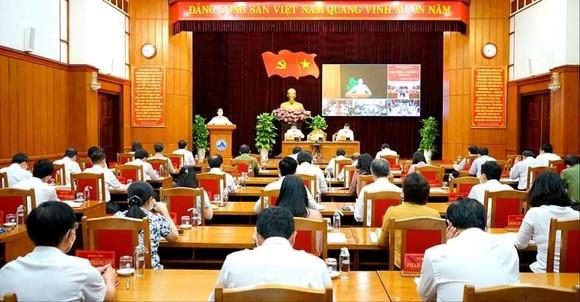 Đà Nẵng: Nỗ lực thực hiện mục tiêu kép, tháo gỡ khó khăn trong 6 tháng cuối năm 2021 ảnh 2