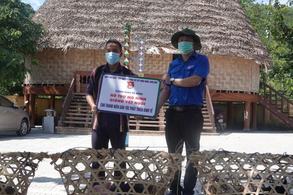 Đà Nẵng: Tạo sinh kế cho thanh niên huyện miền núi ảnh 5