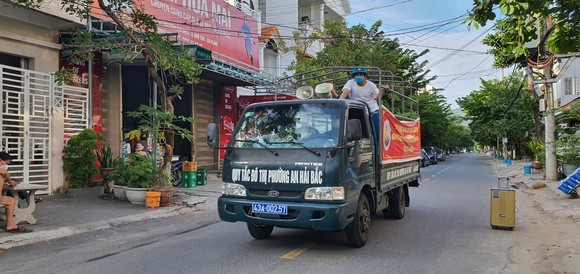 Quận Sơn Trà (TP Đà Nẵng) hỗ trợ người dân trong vùng cách ly y tế 40.000 đồng/ngày  ảnh 1
