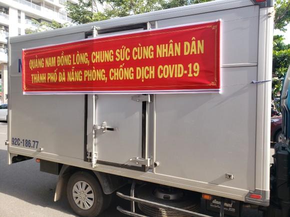 Quảng Nam hỗ trợ cho Đà Nẵng hơn 30 tấn thực phẩm thiết yếu ảnh 2