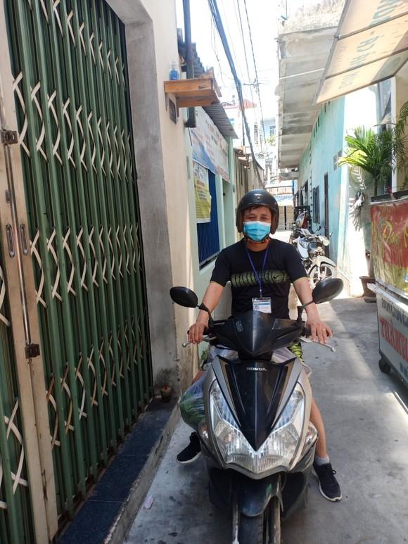 Đà Nẵng: Tổ phòng chống Covid-19 cộng đồng lập app đi chợ giúp dân ảnh 2