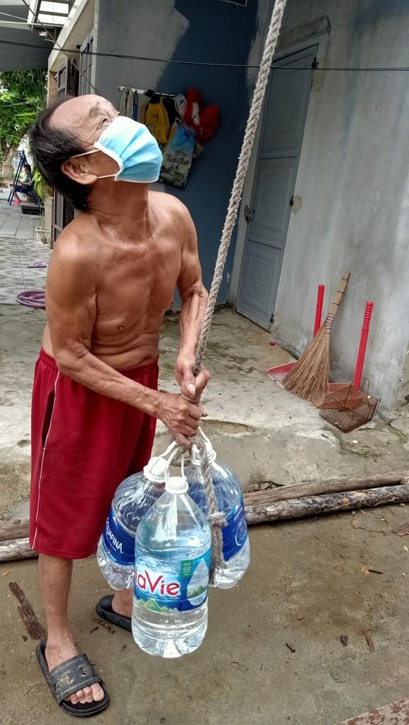Đà Nẵng: Tất bật chống bão Conson giữa dịch Covid-19 ảnh 10