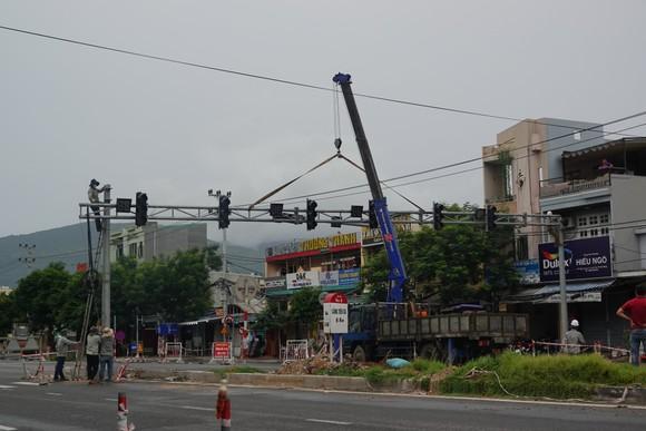 Đà Nẵng: Tất bật chống bão Conson giữa dịch Covid-19 ảnh 12