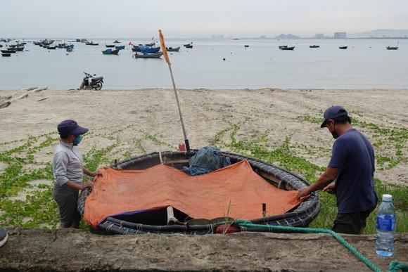 Đà Nẵng: Tất bật chống bão Conson giữa dịch Covid-19 ảnh 7