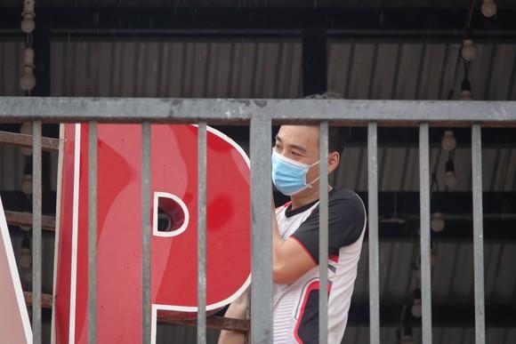 Đà Nẵng: Tất bật chống bão Conson giữa dịch Covid-19 ảnh 9
