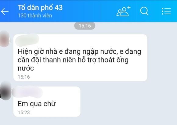 Đà Nẵng: Zalo tổ dân phố - hotline giúp dân ảnh 4