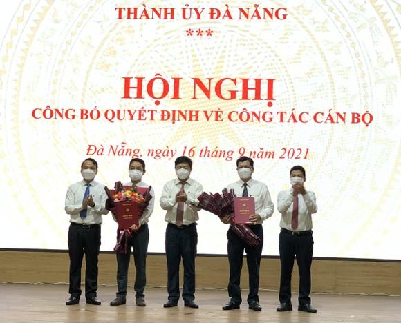 Đà Nẵng công bố các quyết định về công tác cán bộ ảnh 2