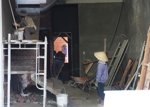 Đà Nẵng: Vướng giấy đi đường, công trình tư khó hoạt động ảnh 2