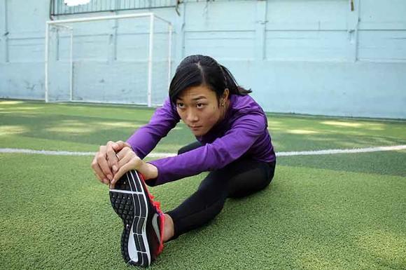 """Nhà vô địch Lê Tú Chinh """"luyện vàng"""" ở xứ cờ hoa ảnh 2"""