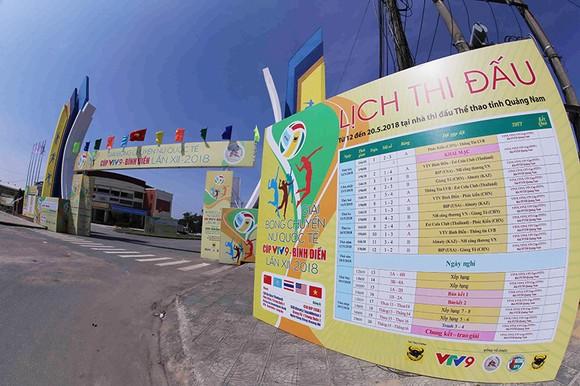 Cúp bóng chuyền nữ quốc tế VTV9 Bình Điền 2018: Háo hức chờ phút khai cuộc! ảnh 3