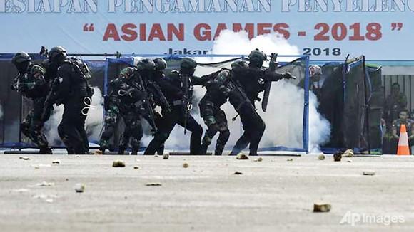 Asiad 18: Indonesia sẵn sàng ứng phó với mọi tình huống ảnh 2