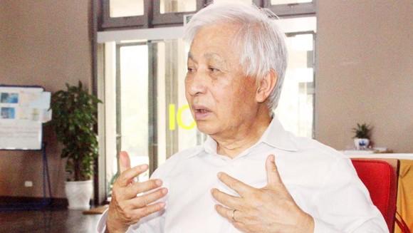 Giáo sư Trần Thanh Vân: Mong muốn ngọn lửa khoa học ở ICISE cháy mãi ảnh 1